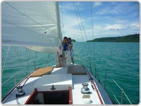 Sailing tours in Phuket with SweetDreamers