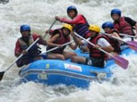 White Water Rafting from Phuket